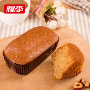 上市企业,现做现发:600g 桃李 老北京枣沙蛋糕14.9元包邮