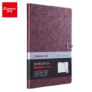 PLUS会员:Comix 齐心 C5836 18K 122张 磁扣笔记本 花锦系列 酱紫8.46元(需买2件,需凑单,双重优惠,共16.92元)