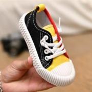 Dissicki 中小童帆布鞋 D2-122 休闲鞋 24-36码39.9元包邮
