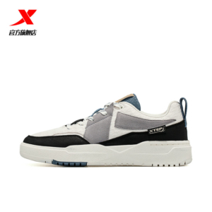 XTEP 特步 X姜子牙联名系列 880319316125 男士运动板鞋