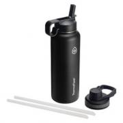 网红保温杯!Thermoflask 双层真空不锈钢保冷保温杯 40盎司(约1.18升)  含税到手约178元¥163.94