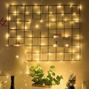 房间生日礼盒装饰灯led彩灯串灯铜线灯
