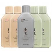 限1000件、18点:阿道夫 ADOLPH 茶麸 冰热养护理洗发水 旅行套装400ml