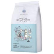 Drymax 洁客 豆腐膨润土混合猫砂 2.8kg/6L