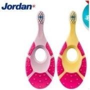 Jordan 婴幼儿软毛牙刷