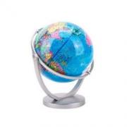 北斗 G2007 地球仪 18cm 送世界地图+中国地图+放大镜19.9元包邮(需用券)