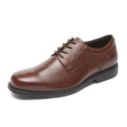 ROCKPORT 乐步 V80554 男士 休闲皮鞋276元包邮(需用券)