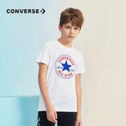 Converse/匡威 中大童纯棉短袖T恤