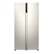 JIWU 苏宁极物 小Biu JSE4628LP 对开门冰箱 468L 印象金1999元