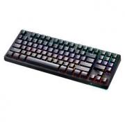 26日0点: ThundeRobot 雷神 烛龙 KL3089 机械键盘 89键 红轴219元包邮