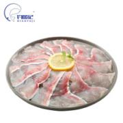 钓鱼记 国产免浆黑鱼片 250g12.9元(可低至6.48元)