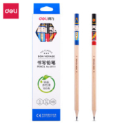 deli 得力 58151 卡通风格绘图铅笔 HB 12支2.58元(需买6件,双重优惠,实付15.5元)