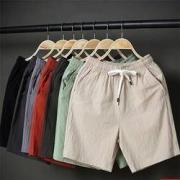 LOFU JOEY 洛夫乔伊 男士夏季短裤 9色可选16.9元包邮(需用券)