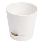 IRIS 爱丽思 双层仿陶瓷花盆 *3件23.76元(合7.92元/件)