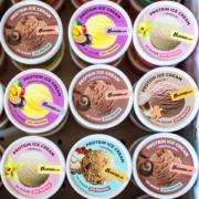 俄罗斯进口 Bombbar 0糖冰淇淋 150g*6杯 6种口味
