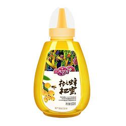 PLUS会员:三月花开 蜂蜜枇杷蜜 500g*3件