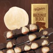 新西兰原装进口 Whittakers 扁桃仁牛奶巧克力 200g27.8元包邮