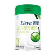 Eleva 菁挚 雅培(Abbott)Eleva菁挚有机幼儿配方奶粉3段900克*2罐装(丹麦原装进口) 旗舰店
