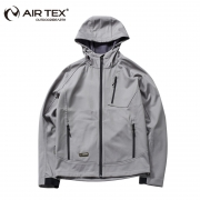 AIRTEX 亚特 AIR TEX AT1A18MJ019X 男士户外软壳冲锋衣89元包邮