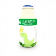 88VIP! LVLINB 绿林贝 乳酸菌牛奶 100ML*20瓶