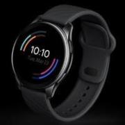 OnePlus 一加 Watch 智能运动手表999元包邮