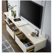 CHEERS PT020 钢化玻璃可伸缩电视柜1000元