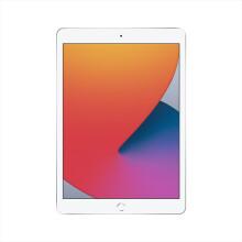 17日8点:Apple iPad 10.2英寸 平板电脑( 2020年新款 32G WLAN版/MYLA2CH/A)银色