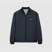 HLA 海澜之家 HWJAD1D055A54 男士棒球领净色外套夹克253元(需用券)