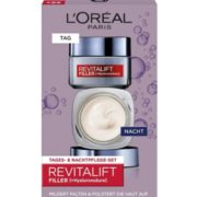 L'Oreal Paris 巴黎欧莱雅 Revit阿lift Filler 面部护理套装(日霜50ml+晚霜50ml)到手¥151.87