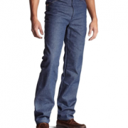 prime会员!Wrangler 男士修身直筒牛仔裤 0936  直邮含税到手约¥193.79