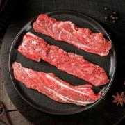 PLUS会员!HONDO BEEF 恒都牛肉 牛小里脊 500g¥39.75