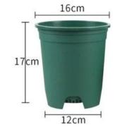 兰界 加仑塑料花盆 1加仑2元包邮(需用券)