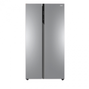 Haier BCD-527WDPC 变频对开门冰箱 527L 月光银