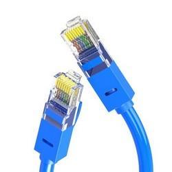 HONGDAK 六类CAT6千兆网线 1.5米 蓝色