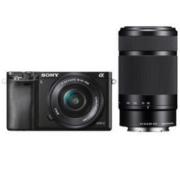SONY 索尼 Alpha 6000L APS-C画幅 微单相机 黑色4499元