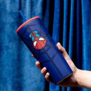 MINISO 名创优品 MINISO漫威卡通系列冰杯 750ml19.9元包邮(双重优惠)