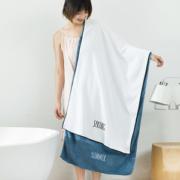 AOKEE 日系大浴巾 极有家认证店铺 60*120cm7.9元包邮