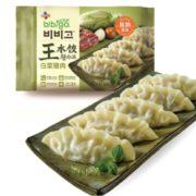 bibigo 必品阁 白 菜猪肉王水饺 600g 24只装+船歌 鱼水饺 230g¥15.51 4.7折