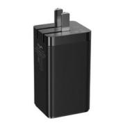 BASEUS 倍思 GaN 2 Pro 氮化镓快充充电器 2C1U 65W + 100W数据线108元包邮(需用券)
