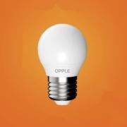 OPPLE 欧普照明 LED灯泡 E27螺口 2.5W