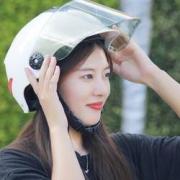 YELVQI 夜驴骑 电动车头盔12.8元包邮(需用券)