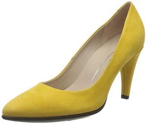 38码、某猫¥1999!ECCO 爱步 Shape 75 Pointy 型塑系列 女士真皮高跟鞋269503 到手¥433.19