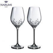 Narumi 鸣海 星之花 红酒高脚玻璃对杯 360cc 2只装  含税到手约¥217¥197.53 比上一次爆料上涨 ¥4.9