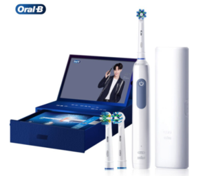 Oral-B 欧乐-B  Pro Ultra 电动牙刷 气质蓝 礼盒版