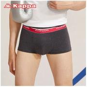 Kappa 卡帕 KP0K15 50S柔棉男士平角内裤