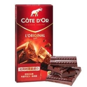 PLUS会员: COTE D'OR 克特多金象 牛奶巧克力 200g*3件