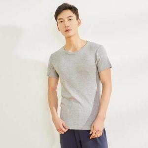 YOUR SUN 宜而爽 LR0301N 男士新疆棉短袖T恤