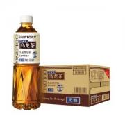 天猫超市 三得利 0脂肪0糖 乌龙茶 500ml*18瓶53.5元包邮
