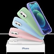 UGREEN 绿联 iPhone12 液态硅胶 手机壳19元包邮(需用券)