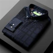 FIRS 杉杉 FWC21108054101 男士纯棉长袖衬衫49元